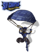 Camo Paraglider