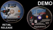 Sly 1 Disc Comparison