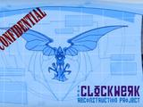 Clockwerk parts