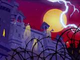 The Contessa's prison