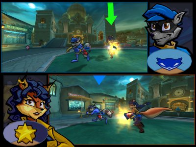 sly the fox game 2
