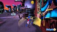 Sly Cooper and the Thievius Raccoonus Walkthrough - Sunset Snake Eyes - Straight to the Top