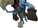 Toucan guard