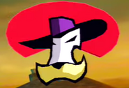 Octavio's Thief Meter from Sly 3