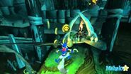Sly Cooper and the Thievius Raccoonus Walkthrough - Vicious Voodoo - The Lair of the Beast