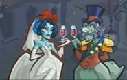 The Contessa's wedding