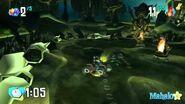 Sly Cooper and the Thievius Raccoonus Walkthrough - Vicious Voodoo - Piranha Lake
