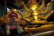 Rajan trono fiesta dispositivas