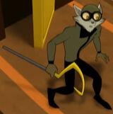 Sly guardia Muggshot