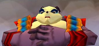 Rey Panda dispuesto a pelear M7 E5 S3