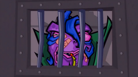 Dimitri encerrado