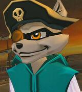 Sly pirata