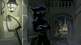 Sly Cooper sombra S4