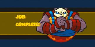 Rey Panda mision cumplida