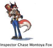 Chase Montoya Fox promo