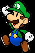 396px-Paper Luigi Jump
