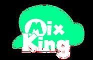 Mix King logo
