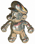 SM64Artwork MetalMario