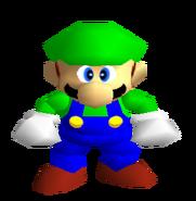 Luigi render 1
