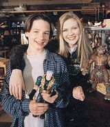 Alan and Christy