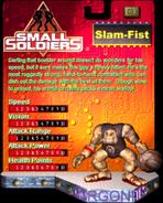 SC Slam-Fist