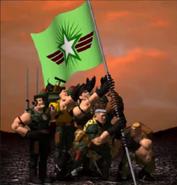 Commando Elite Victory