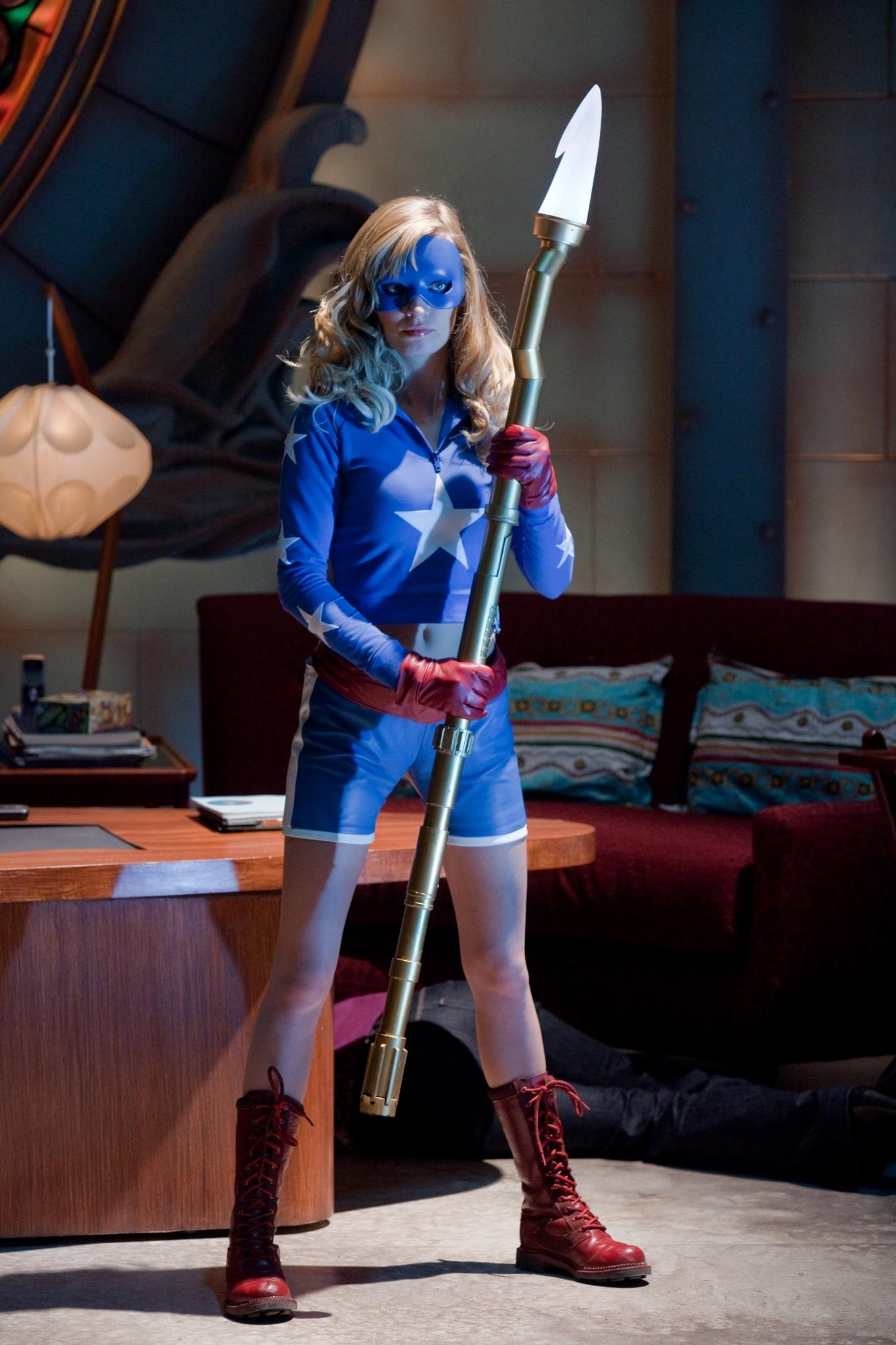 Stargirl suit