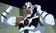 Cyborg Trapped in Time 001