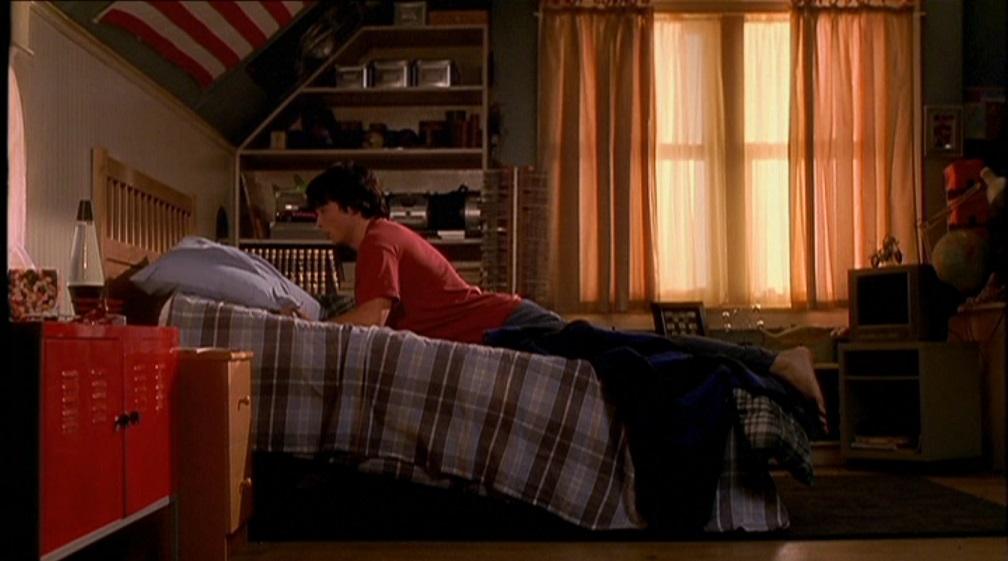 Clark Kent's bedroom