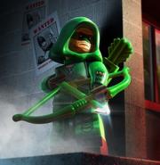 Lego Batman 3 Arrow DLC