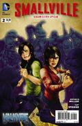 Smallville S11 S02 - Cover A