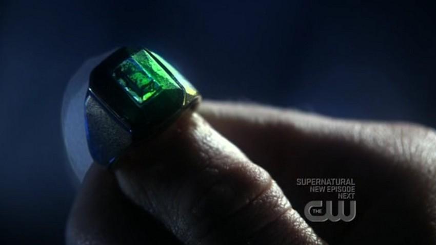 Kryptonite Ring Smallville Wiki Fandom