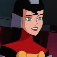 Superman Krypton Lara DCAU STAS Lara-animatedseries
