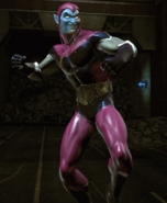 Eclipso appears