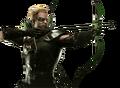 Green arrow injustice 2 render