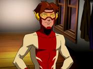 Flash Bart Allen Impulse DCAU YJ Impulse