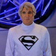 Superman Krypton Jor-el movies Superboy George Lazenby Jorel-superboy