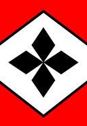 Kandorian Army banner (Smallville)