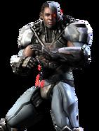 Cyborg-injustice