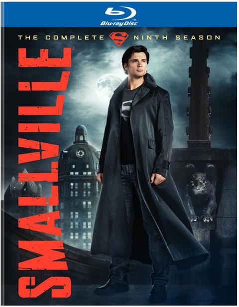 Season 9 Blu-ray