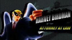 Smash Bros Lawl Royal Character Moveset - Harvey Birdman
