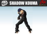 PV Image Shadow Kouma
