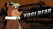 Smash Bros Lawl Royal Character Moveset - Yogi Bear