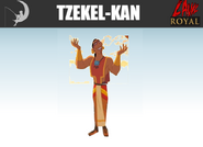 PV Image Tzekel Kan