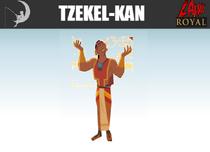 TZEKEL KAN CITY OF GOLD