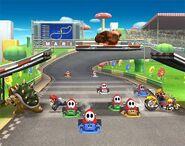 Circuit Mario Brawl 3
