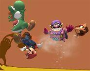 Wario Smash final Brawl 5