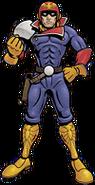 Captain Falcon SSB