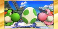 Félicitations Yoshi 3DS Classique