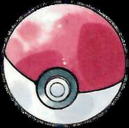 Art Poké Ball RV